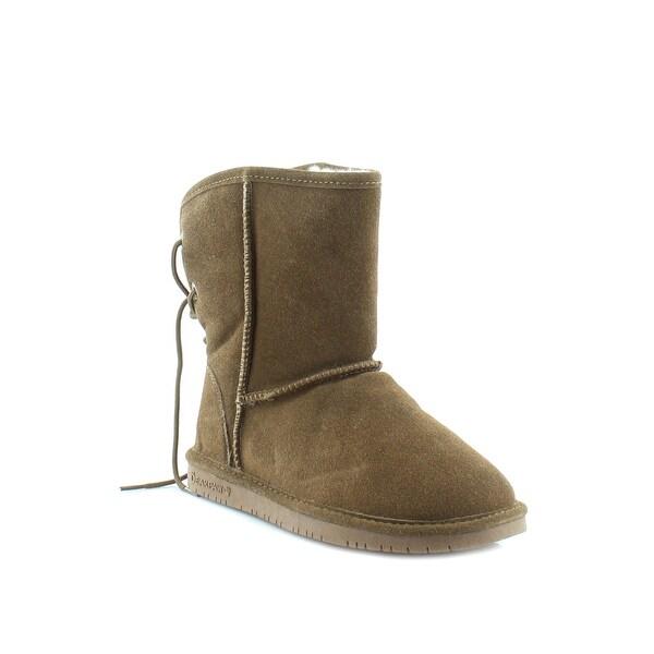 Bearpaw Elizabeth Women's Boots Hickory - 8