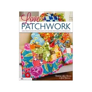 Design Originals Love Patchwork Bk