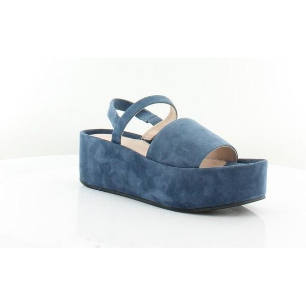 Geox Capriccio Women's Sandals & Flip Flops Blue Cobalt - 7