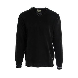 Ecko Unltd. Mens Knit V-Neck Pullover Sweater