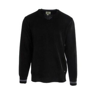 Ecko Unltd. Mens Knit V-Neck Pullover Sweater