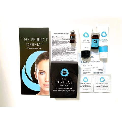 The Perfect Derma Face Skin Peel Plus Booster