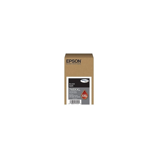 Epson T748 Ink Cartridge - Black Ink Cartridge