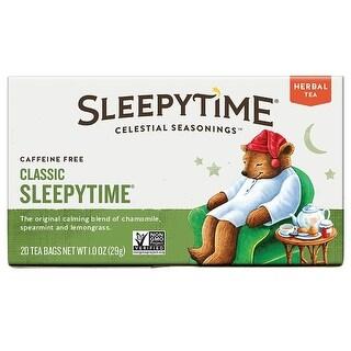 Celestial Seasonings Herb Teas Sleepytime 20 tea bags