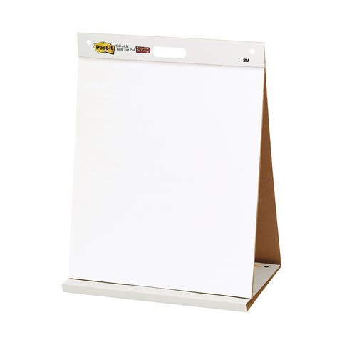 Post-it post-it self-stick tabletop easel 563r