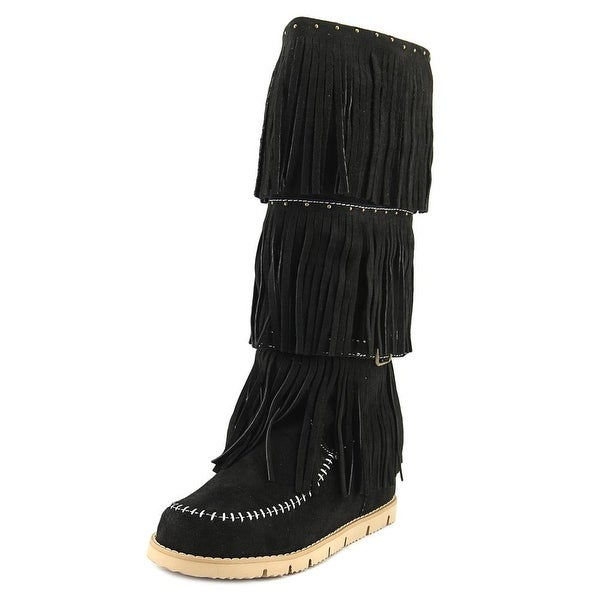 Dolce by Mojo Moxy Crossbow Women Black Boots