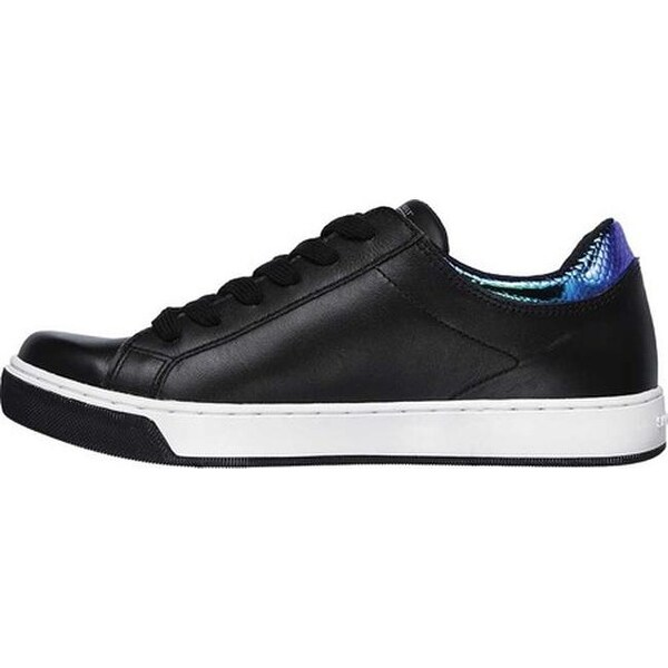 Shop Skechers Women's Prima Zip Siders Sneaker Black