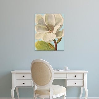 Easy Art Prints Vision Studio's 'Fresh Florals I' Premium Canvas Art