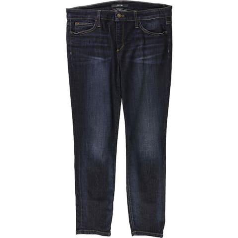 Joe's Womens Ankle Skinny Fit Jeans, Blue, 32