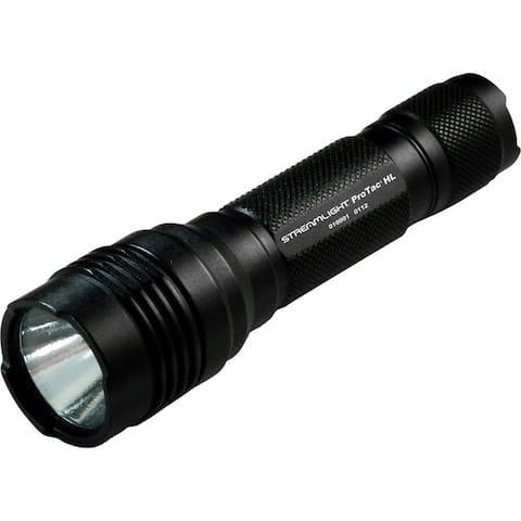 Streamlight 88040 streamlight protac hl tactical flashlight white led 600lumens