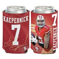Wincraft 3208514477 San Francisco 49ers Colin Kaepernick Can Cooler