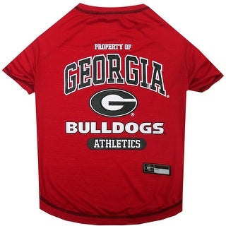 University of Georgia Doggy Tee-Shirt (5 options available)