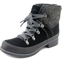 Sporto Debbie Women Round Toe Synthetic Black Ankle Boot