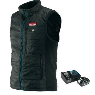 Makita 18V LXT® Lithium-Ion Cordless Heated Vest & Battery