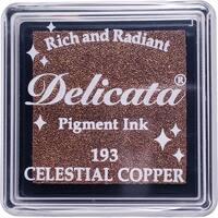 Delicata Small Pigment Inkpad-Celestial Copper