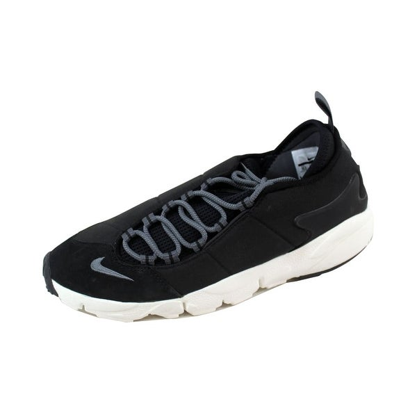 the latest 622bf 47887 Nike Men  x27 s Air Footscape NM Black Dark Grey-Summit White852629