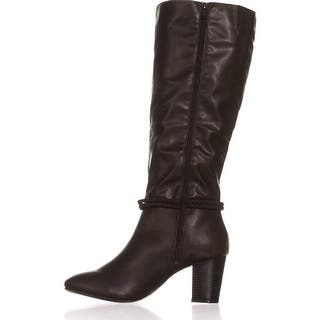Quick View.  30.24 -  67.12. Karen Scott Womens Galee Almond Toe Knee High  Fashion Boots ea5679e72e32