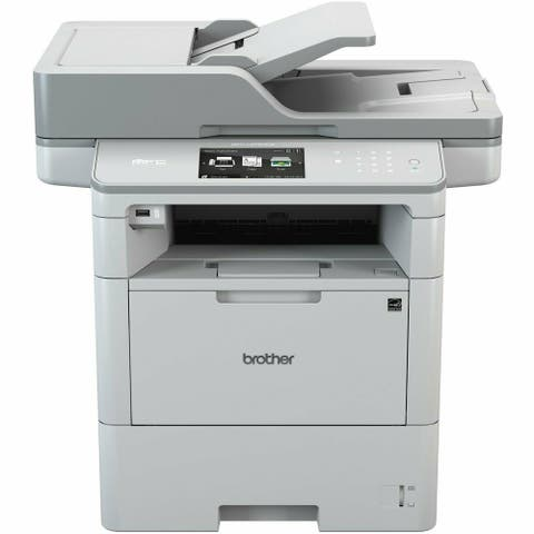 Business Laser All-in-One with Advanced Duplex, Wireless Networking and Large Paper Capacity - Black