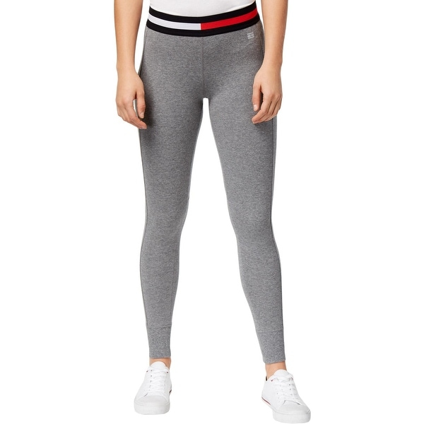 784e02a2c95f4 Shop Tommy Hilfiger Sport Womens Athletic Leggings Fitness Training ...