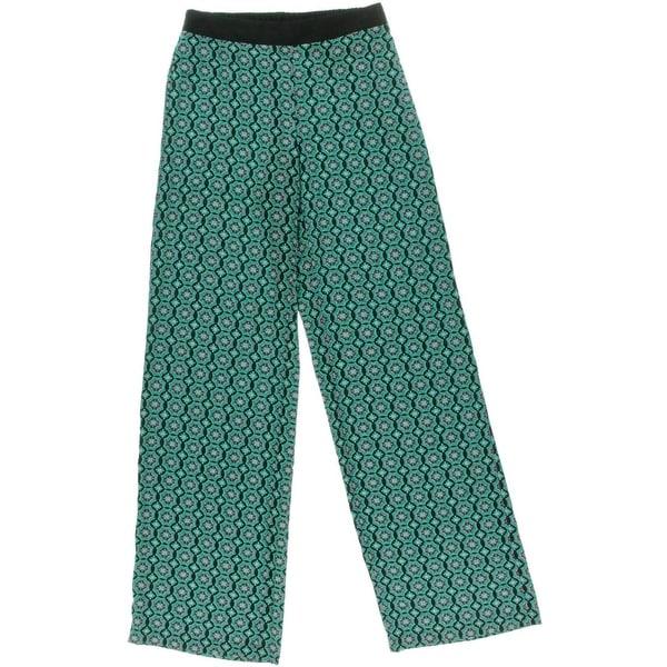 Stoosh Womens Juniors Wide Leg Pants Pattern Palazzo