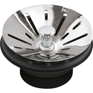 Elkay LKDS99  Stainless Steel Disposal Basket Strainer - Chrome