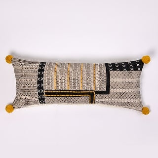 Link to Anbi Extra Long Bolster Pillow Similar Items in Decorative Accessories