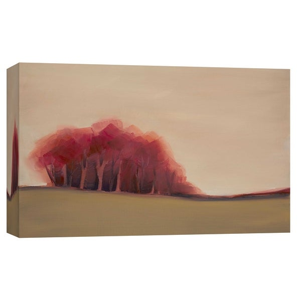 "PTM Images 9-101683 PTM Canvas Collection 8"" x 10"" - ""Sentinels"" Giclee Forests Art Print on Canvas"