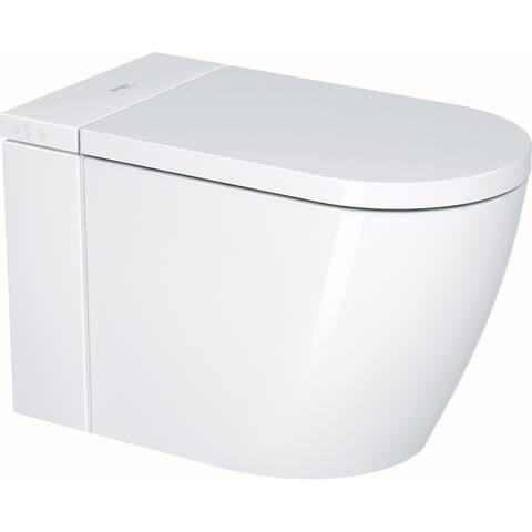 Duravit 620000-Plus SensoWash i Plus by Philippe Starck Floor-mounted - White