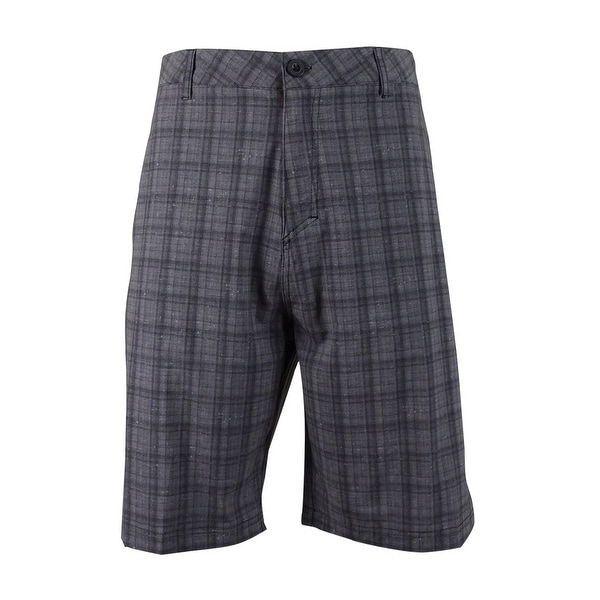 63c9a01050 Shop Quiksilver Men's Neolithic Amphibian Plaid 21