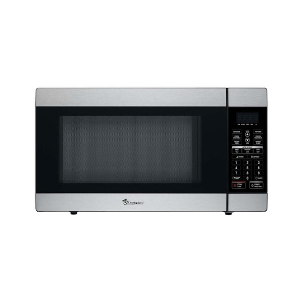 Magic chef mcd1811st 1.8 cu ft microwave oven ss