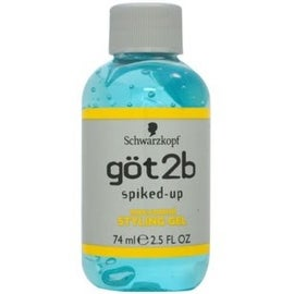 got2b Spiked-Up Max-Control Styling Gel 2.50 oz