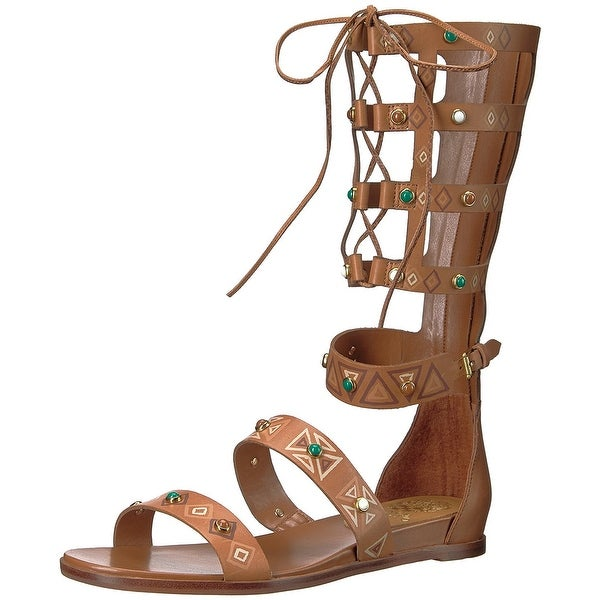 Vince Camuto Womens Shandon Open Toe Casual Gladiator Sandals