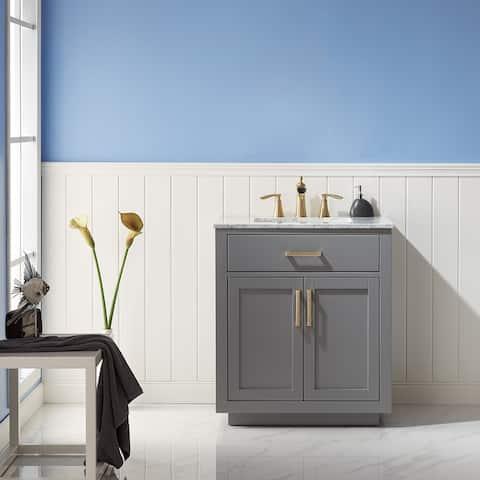 Altair Design Ivy Single Bathroom Vanity Set
