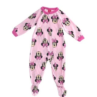 Disney Toddler's Minnie Mouse Blanket Sleeper
