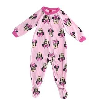 Disney Toddler's Minnie Mouse Blanket Sleeper