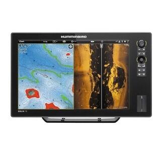 Humminbird 410420-1 Solix 15 CHIRP Mega Si GPS Fishing Imaging Sonar