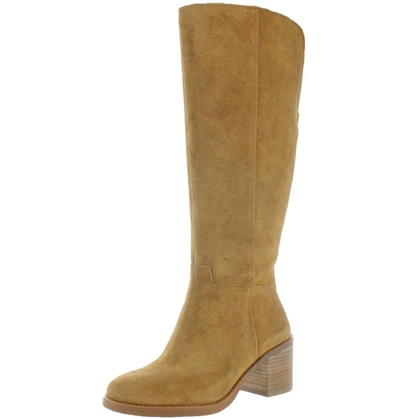 Lucky Brand Jeans Ritten Women's Heeled Wide Calf Boot