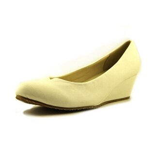 Beacon Classy Women WW Open Toe Synthetic Wedge Heel