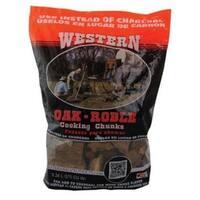 Western 78057 Oak Cooking Chunks
