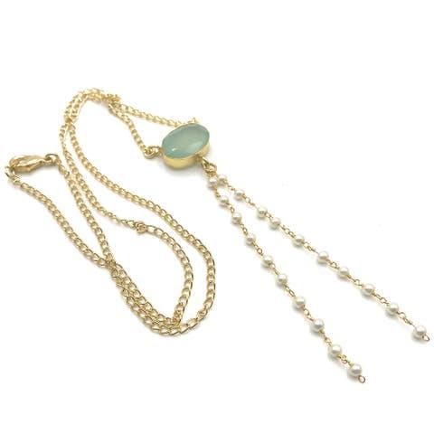 Y so Delicate Necklace