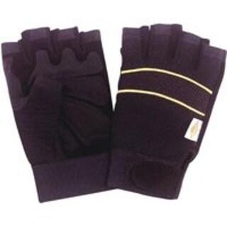 Diamondback BLT-05008-4-M Fingerless Working Glove, Medium