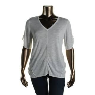 Calvin Klein Womens Pullover Sweater Slub V-Neck|https://ak1.ostkcdn.com/images/products/is/images/direct/0bfcc4911971623e968702a62b4cdcd4fc1fd076/Calvin-Klein-Womens-Slub-V-Neck-Pullover-Sweater.jpg?impolicy=medium