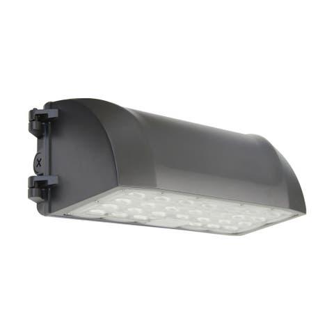 60 Watt Full Cutoff LED Wall Pack CCT Selectable 7200-7500 Lumens DLC - 60 Watt