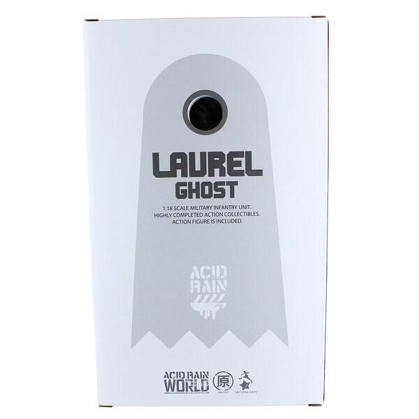 Acide Rain 1:18 Mecha Action véhicule Laurel Ghost 7 Transparent exclusive