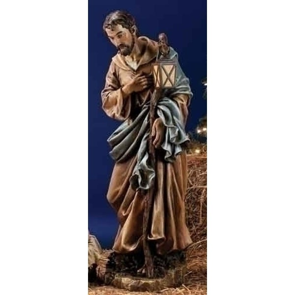 "38"" Joseph's Studio Religious Joseph Outdoor Christmas Nativity Statue"
