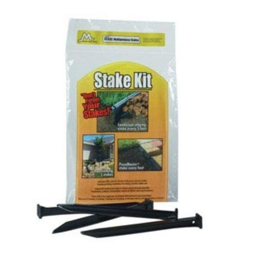 Master Mark 12109 Landscape Edging Stack Kit, 9/Pack