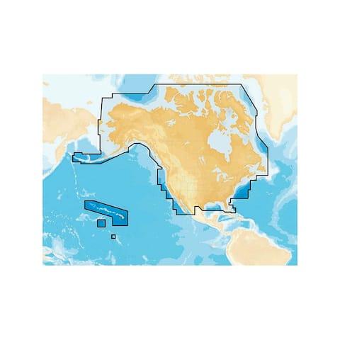 Navionics Flexible Coverage MSD/NAVNI Flexible Coverage - Blue