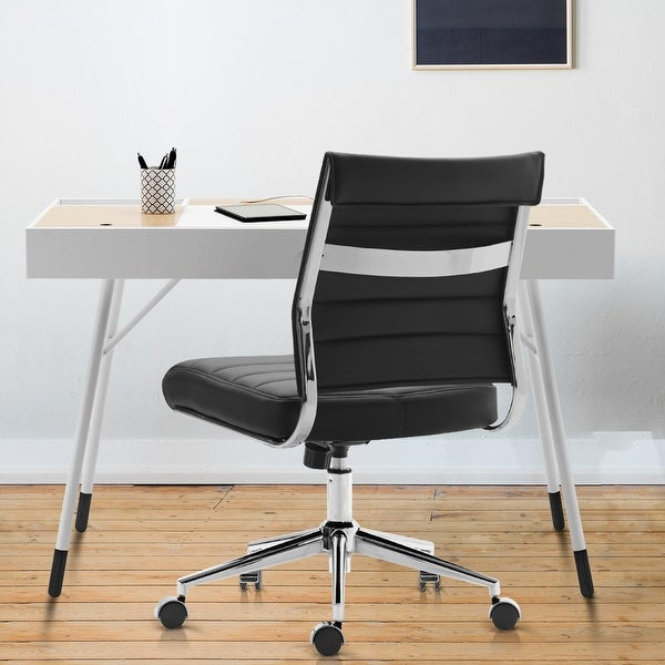 Edgemod Tremaine Task Chair in Vegan Leather. Opens flyout.