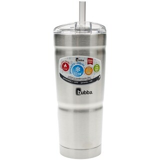 Bubba Envy 24Oz Stainless Steel Water Bottle-Smoke