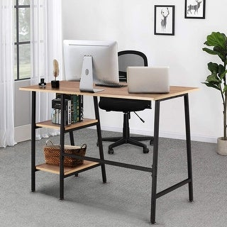 """Home and Office Writing Desk Computer Desk by VECELO - 30""""x 43""""x 20"""""""